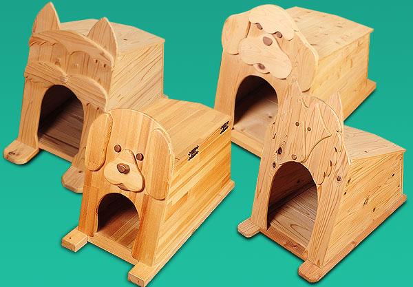 画像1: 犬小屋